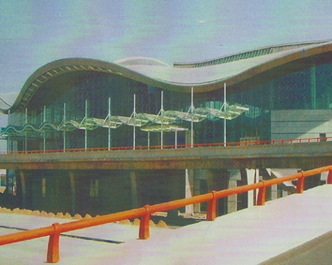 东营机场新航线大楼