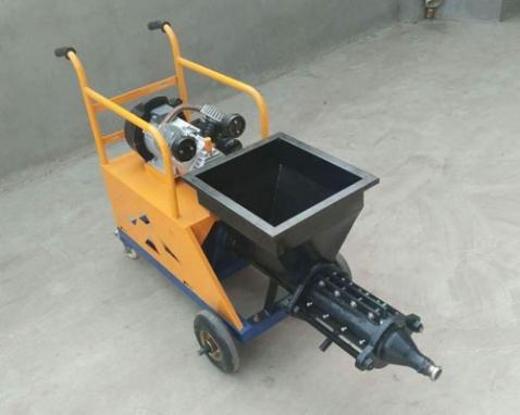 水泥砂浆喷涂机能节省多少人工成本?