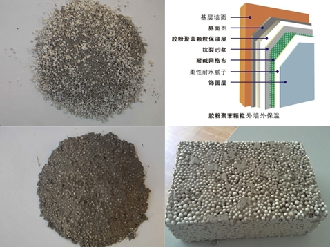 聚苯颗粒粘结砂浆(基本型)